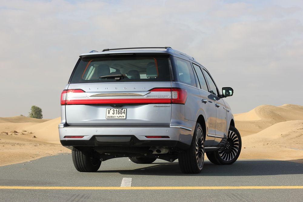 Lincoln Navigator 2019 Rear