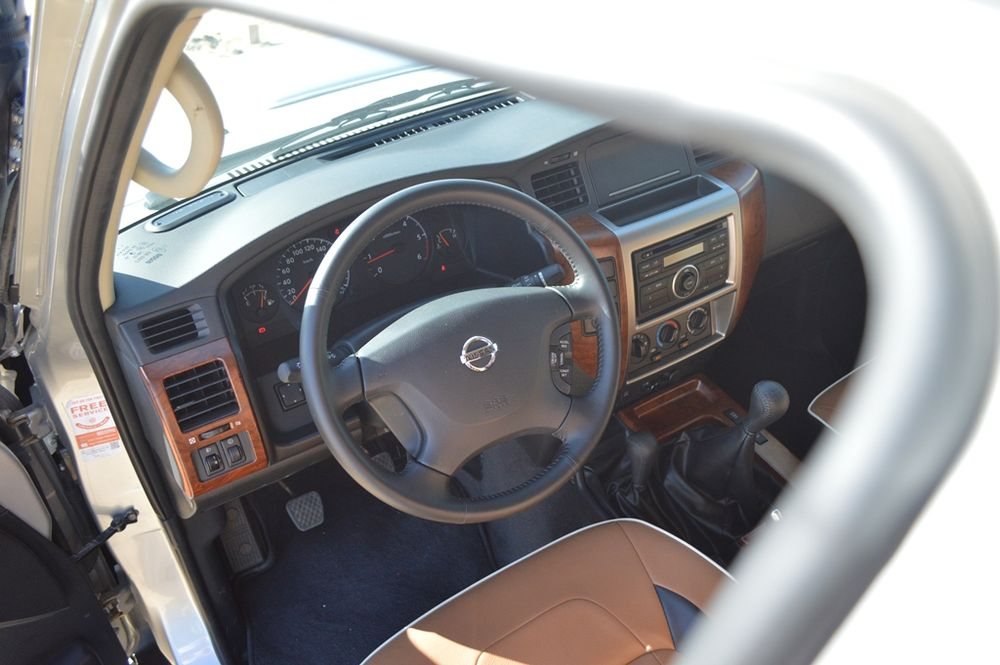 Nissan Patrol Gazelle X