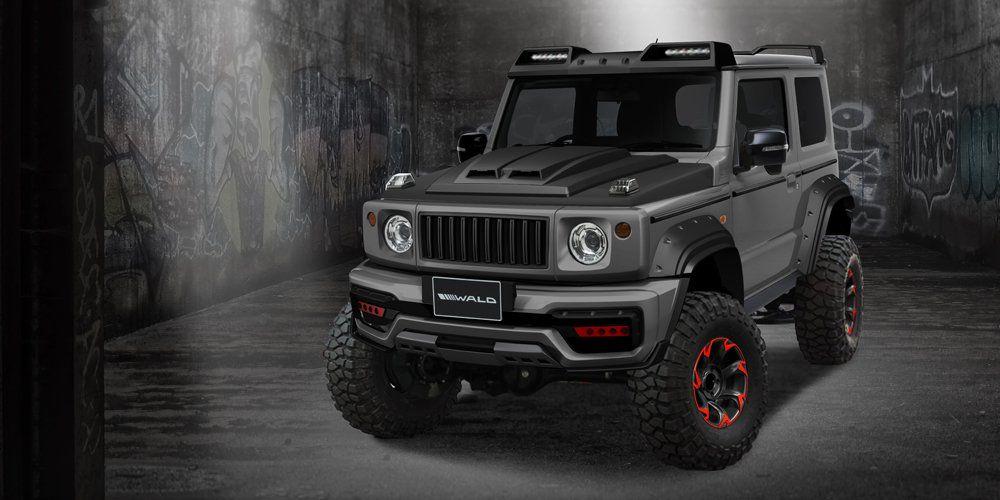 Suzuki Jimny WALD