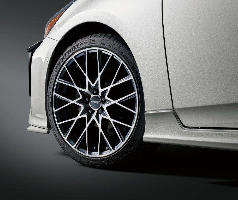 Toyota Prius TRD Wheels