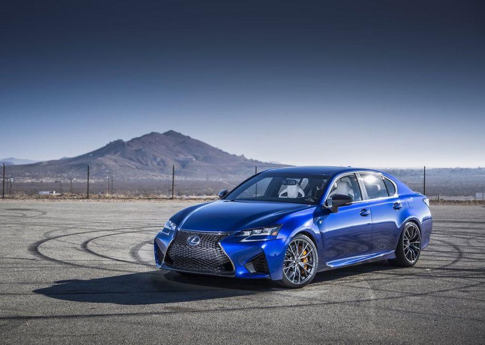 Lexus GS 2019
