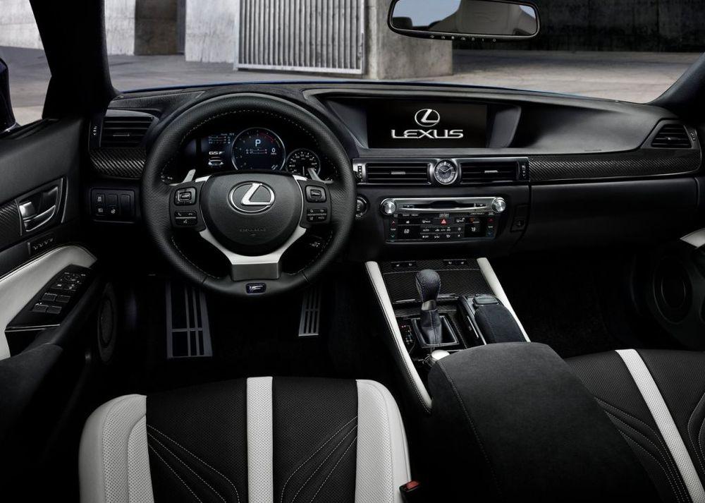 Lexus GS 2019 Interior