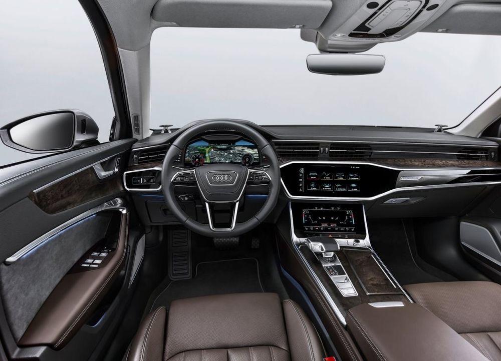 Audi A6 2019 Interior