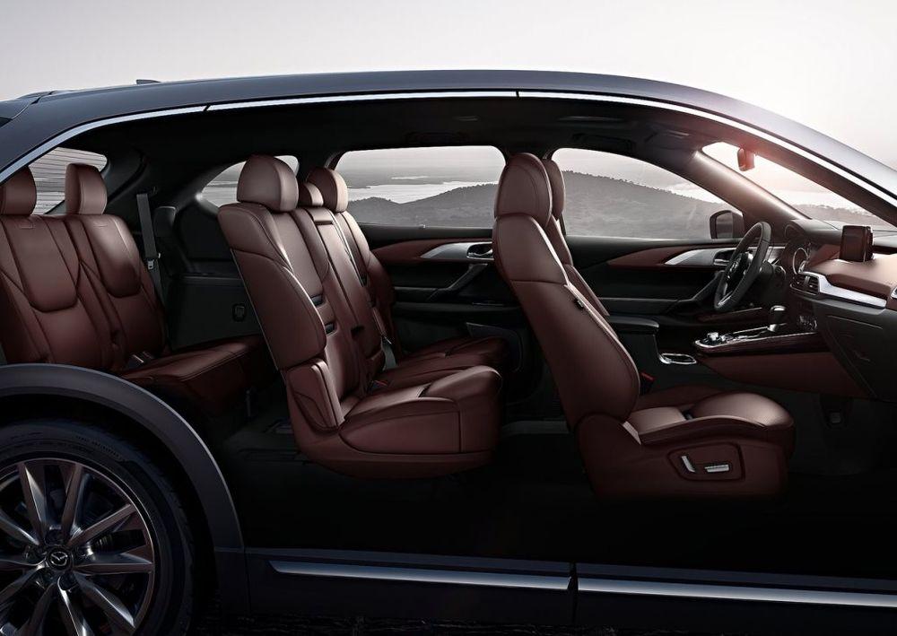 Mazda CX-9 2019 Interior
