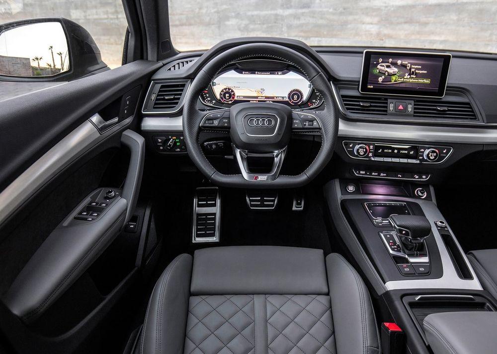 Audi Q5 2019 Interior