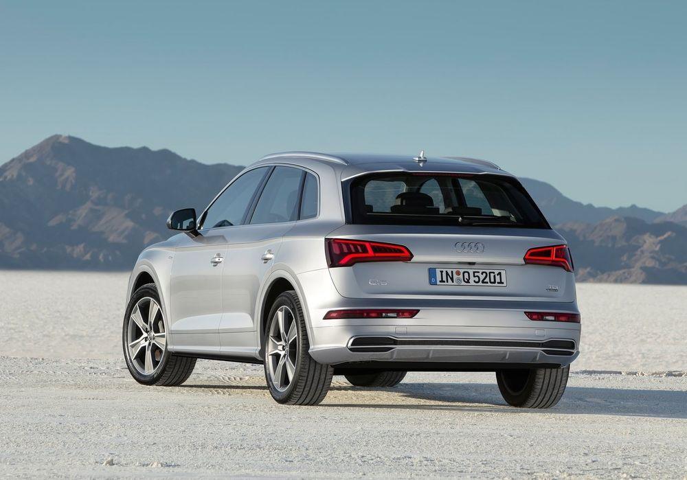 Audi Q5 2019 Rear