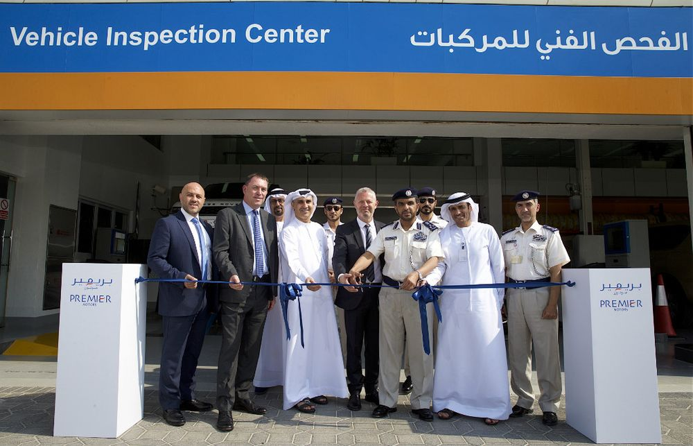 Premier Motors and ADNOC Abu Dhabi
