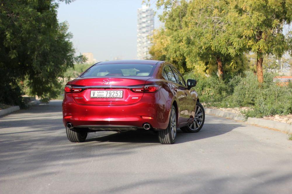 Mazda 6 2019 Rear