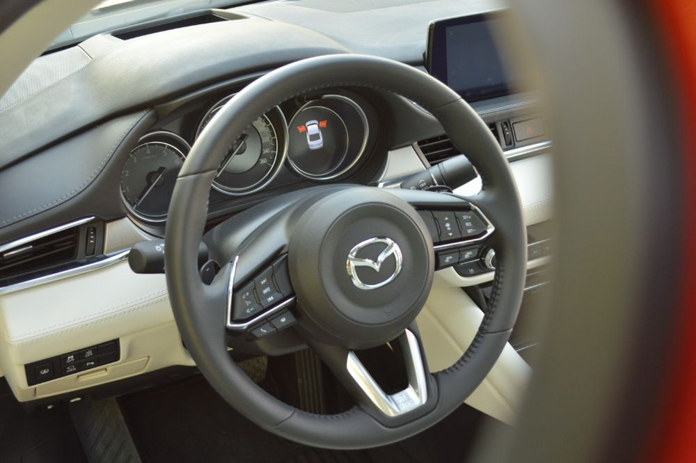 Mazda 6 2019 Interior