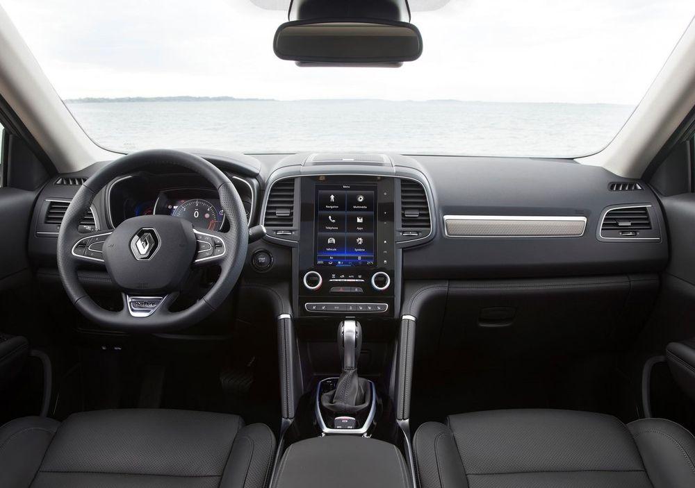 Renault Koleos 2019 Interior