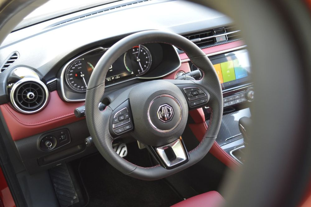 MG 6 2019 Interior