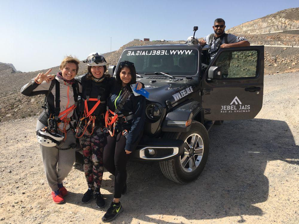 Jeep Wrangler Zipline
