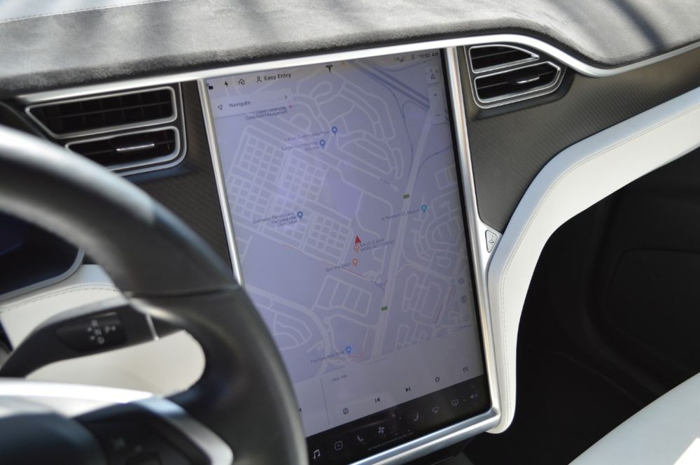 Tesla mode x p100d