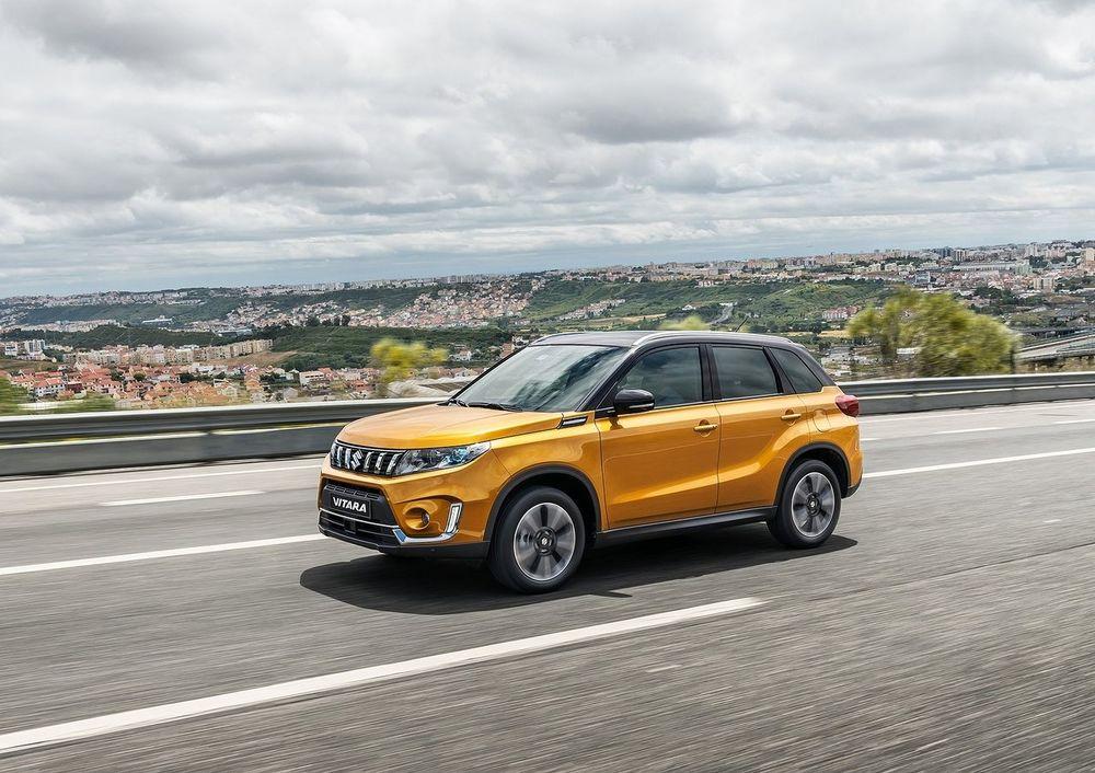 Suzuki Vitara 2019 Side