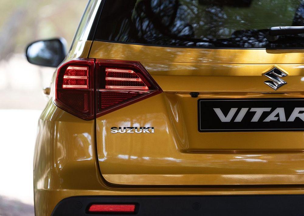 Suzuki Vitara 2019 Rear