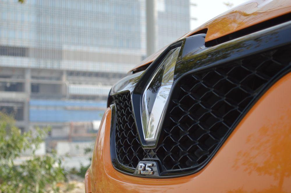 Renault Megane RS 2019 Front