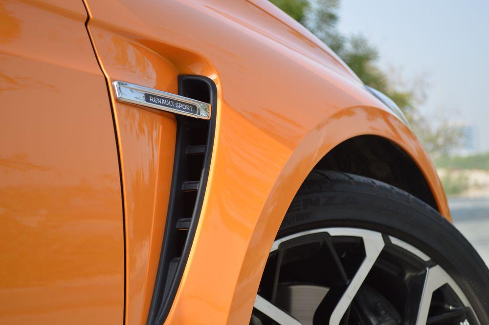 Renault Megane RS 2019
