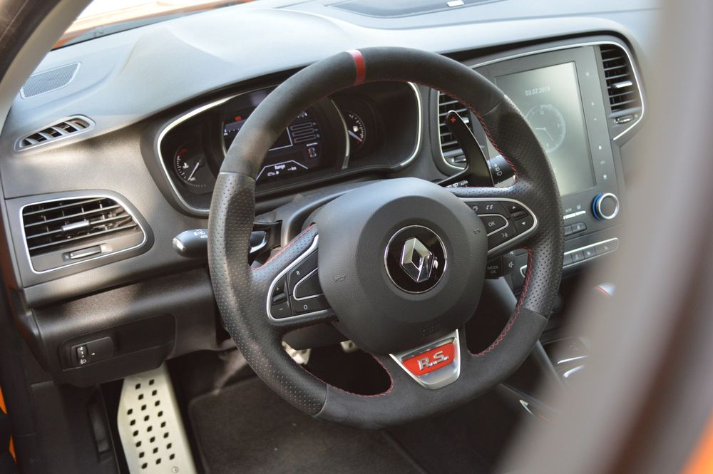 Renault Megane RS 2019 Interior