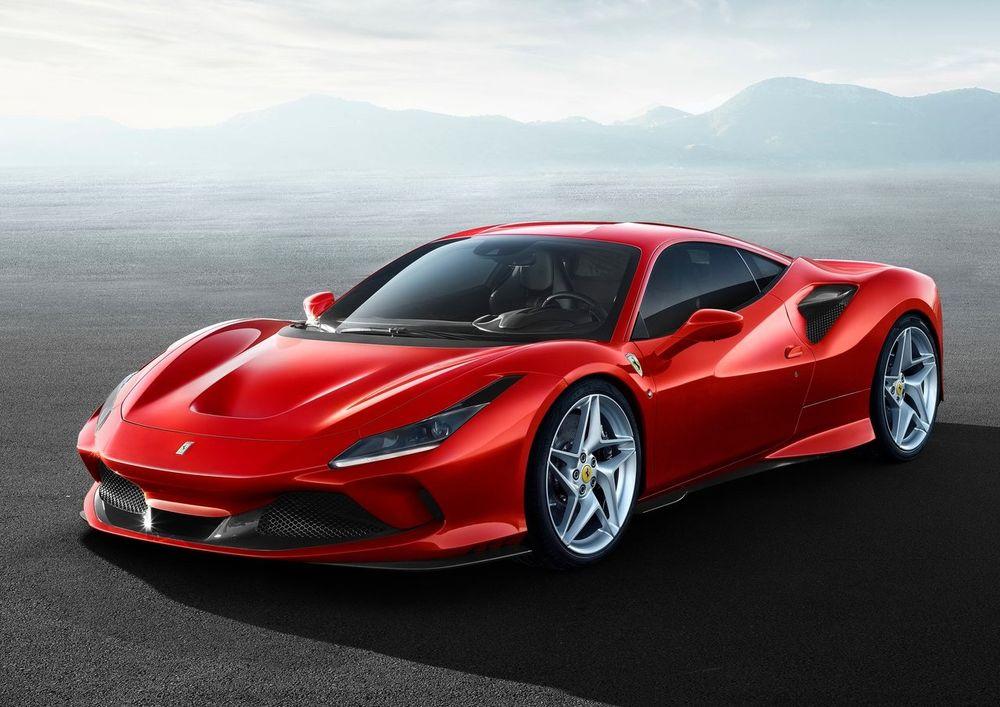 Ferrari F8 Tributo Front