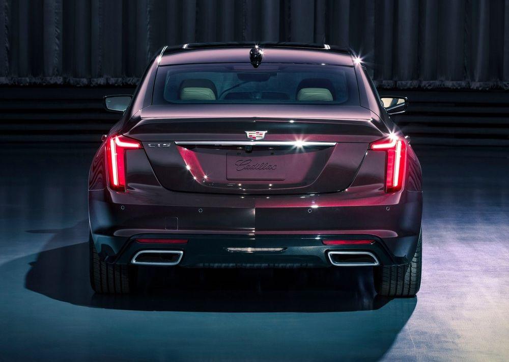 Cadillac CT5 Rear