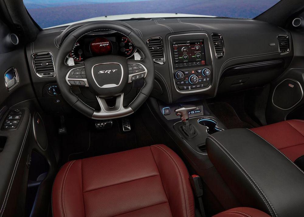Dodge Durango 2019 Interior