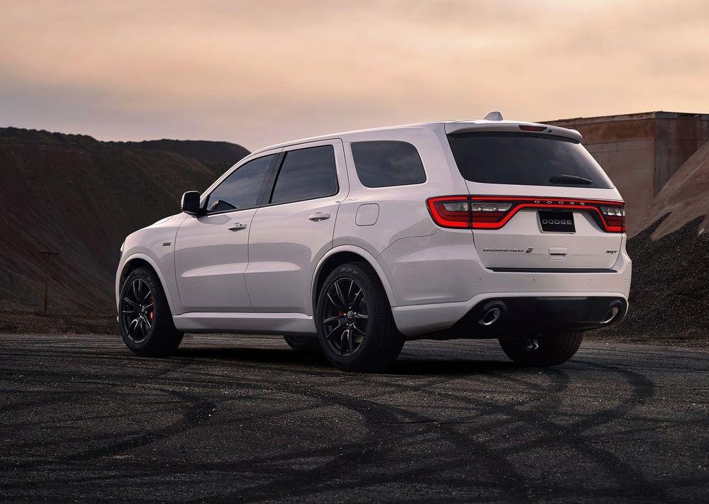 Dodge Durango 2019 Rear