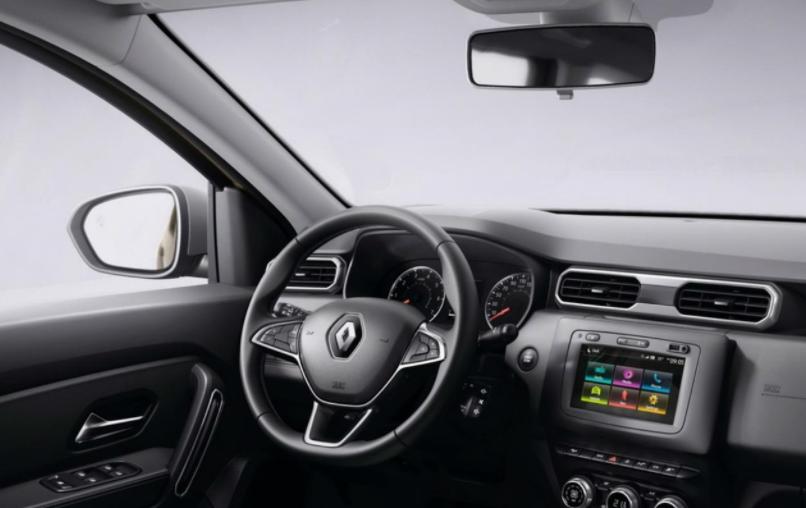 Renault Duster 2019 interior