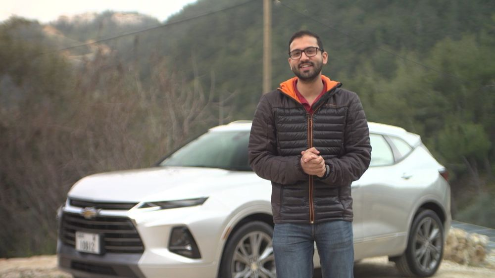 2019 Chevrolet Blazer Launched In The Middle East Oman Yallamotor