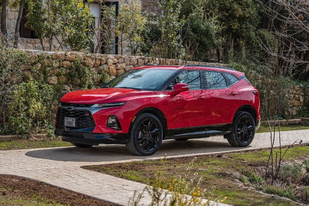 2019 Chevrolet Blazer Launched In The Middle East Egypt Yallamotor