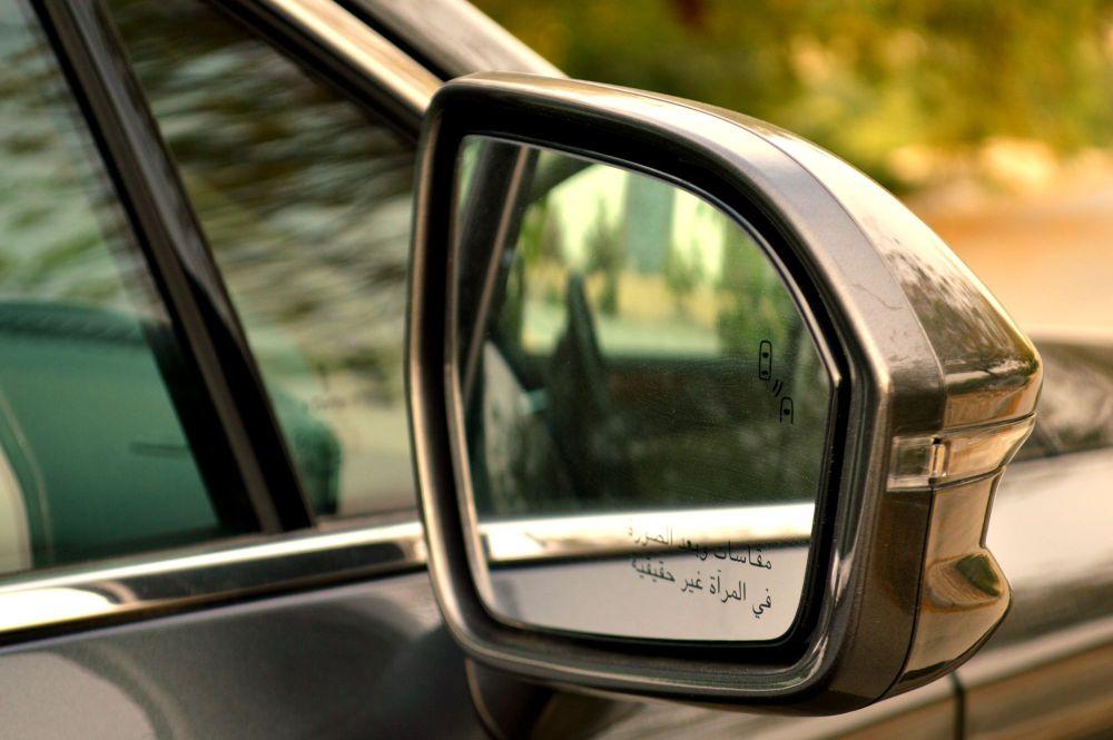 Lincoln MKC 2019 Blind Spot Monitoring