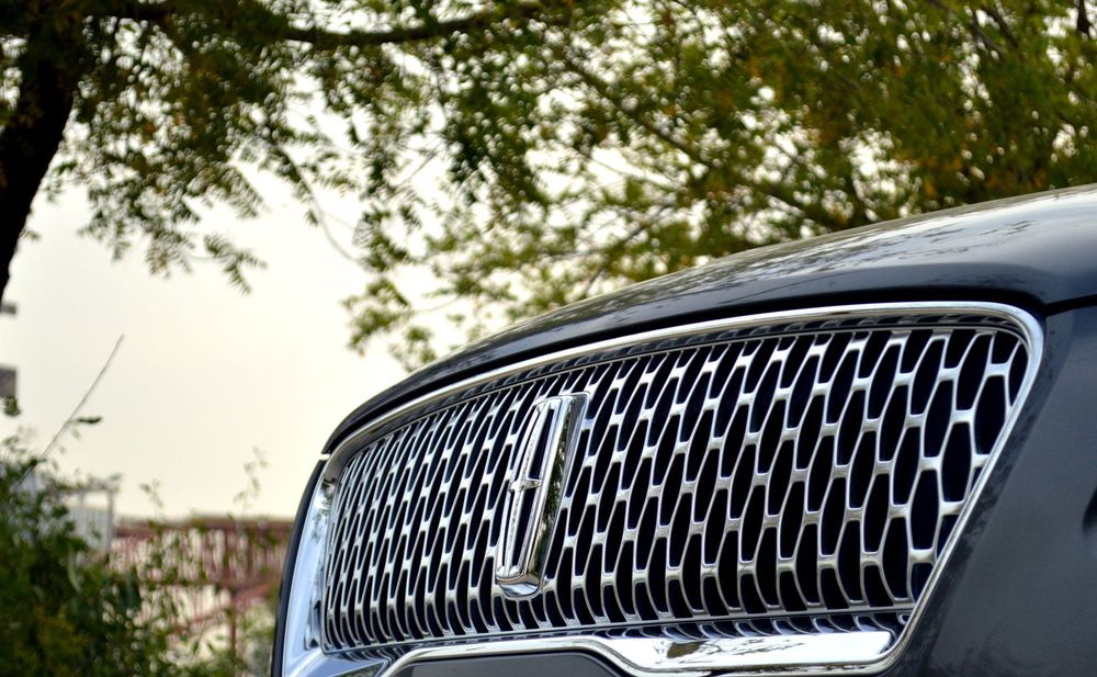 Lincoln MKC 2019 Grille