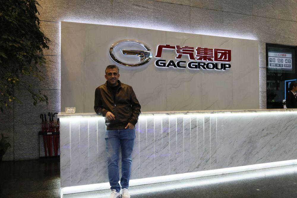 GAC China