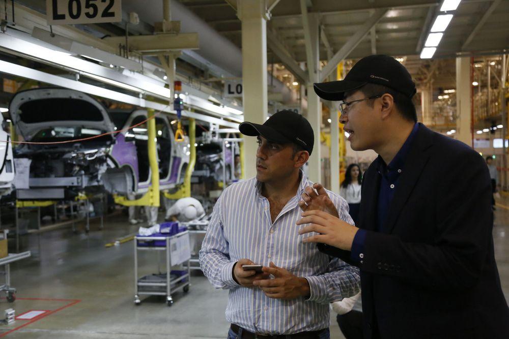 GAC Factory China