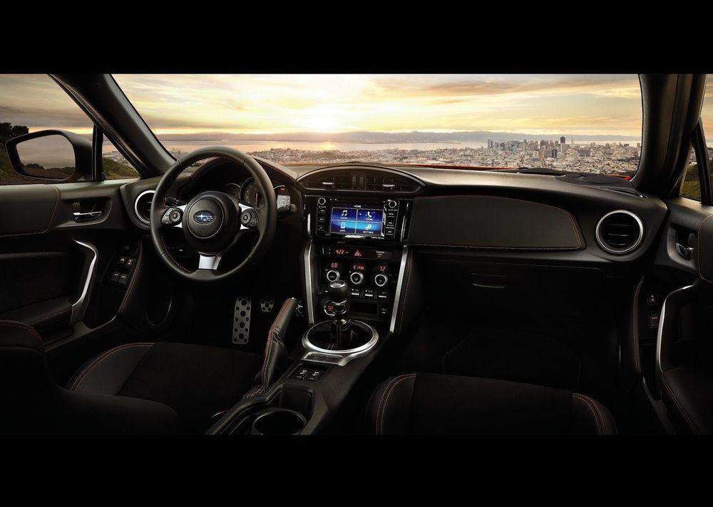 Subaru BRZ 2019 Interior
