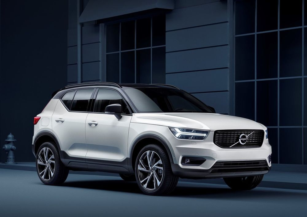 2019 Volvo Xc40 Uae Specs And Prices Uae Yallamotor