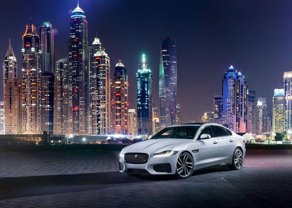 Jaguar XF 2019