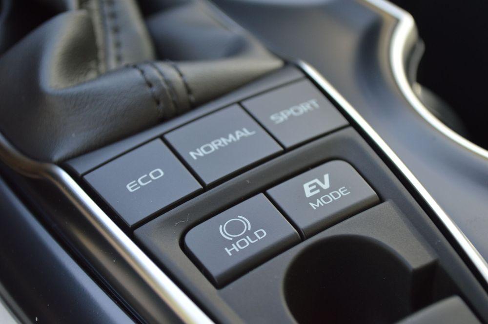 Toyota Camry Hybrid 2019 Interior