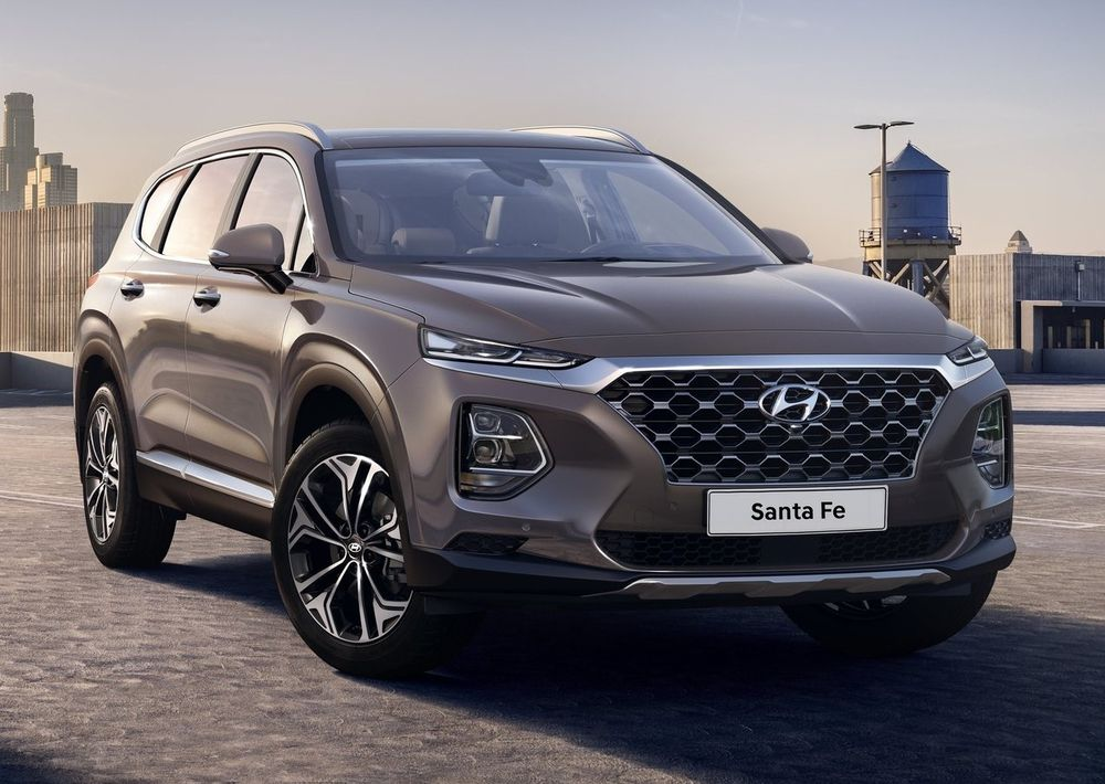 Hyundai Santa Fe Price in UAE - New Hyundai Santa Fe Photos
