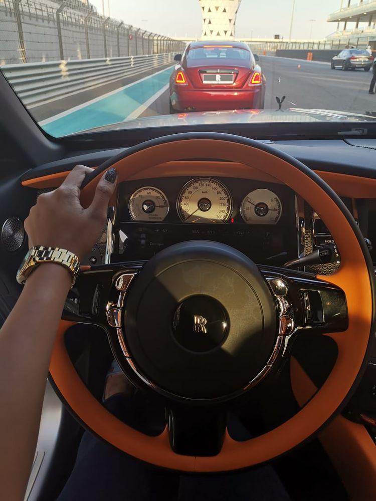 Rolls Royce Black Badge