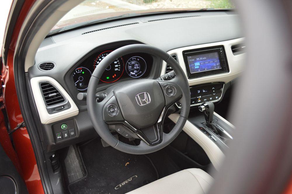 Honda HR-V 2019 Interior