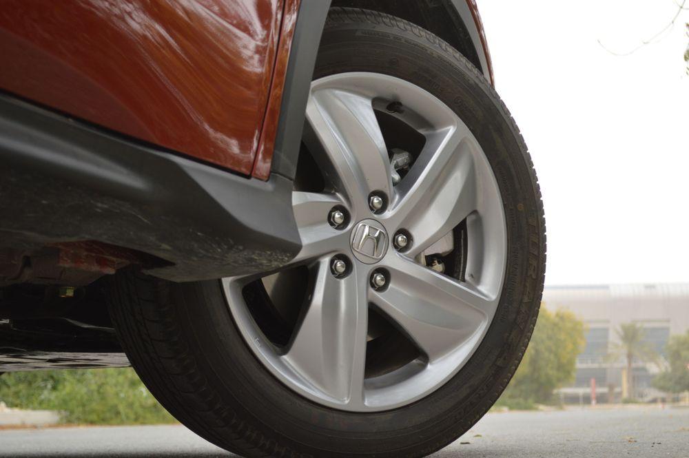 Honda HR-V 2019 Wheels