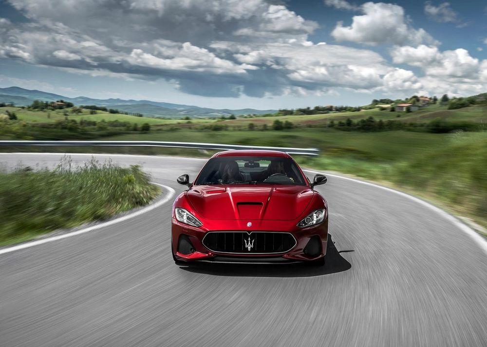 Maserati GranTurismo 2019