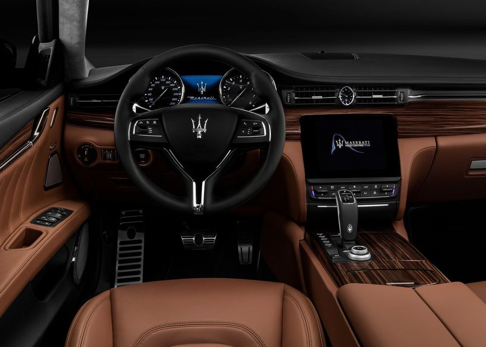 Maserati Quattroporte 2019 Interior