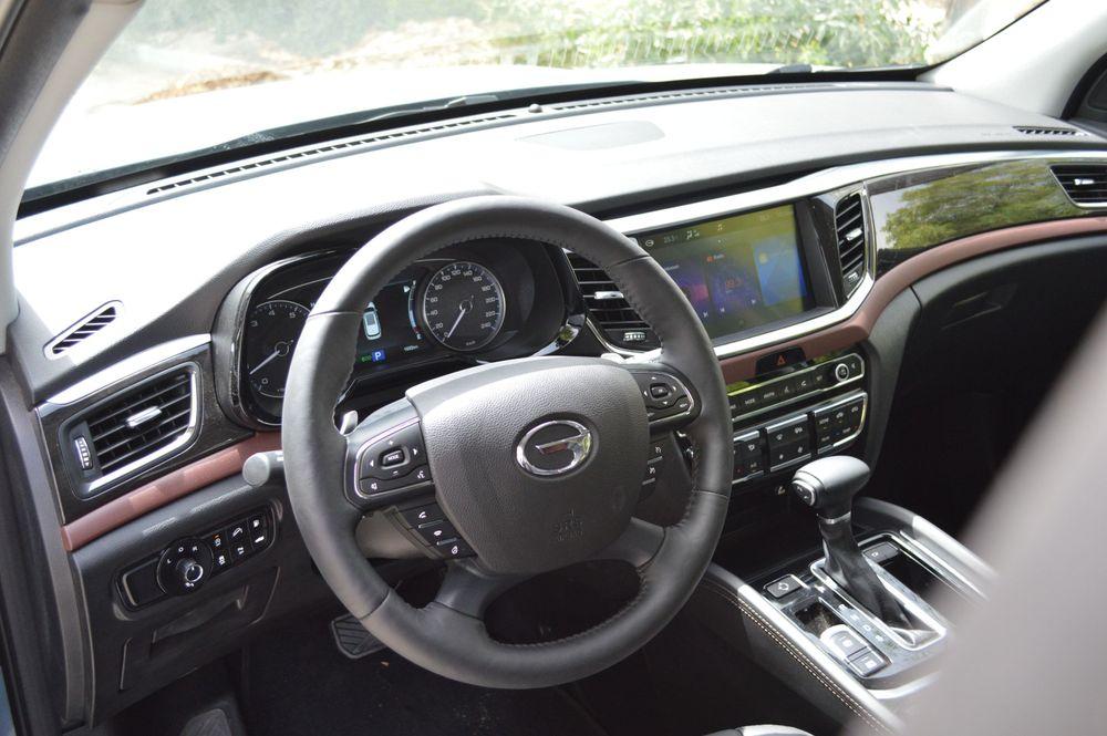 GAC GS8 2019 Interior