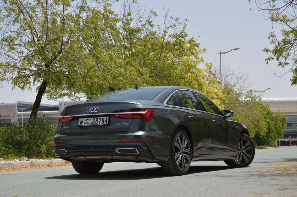 Audi A6 2019 Rear