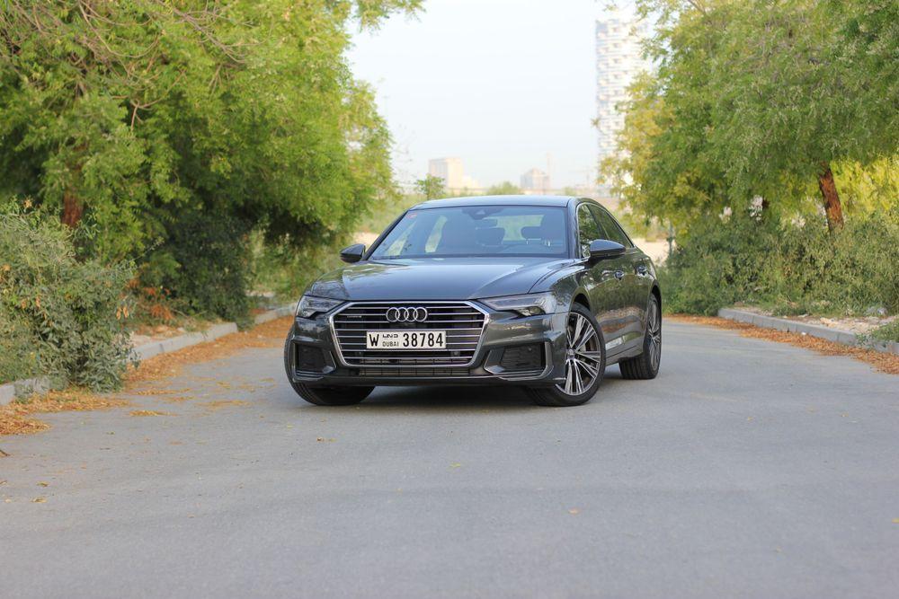 Audi A6 2019 Front
