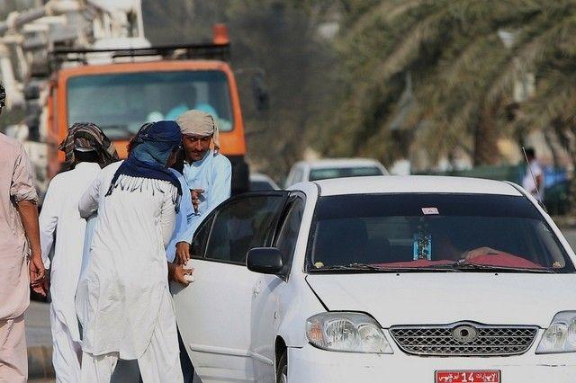Illegal Taxi Abu Dhabi