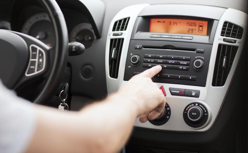 Car Radio Police