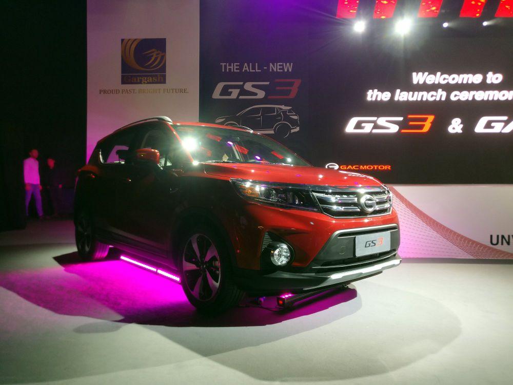 GAC GS3