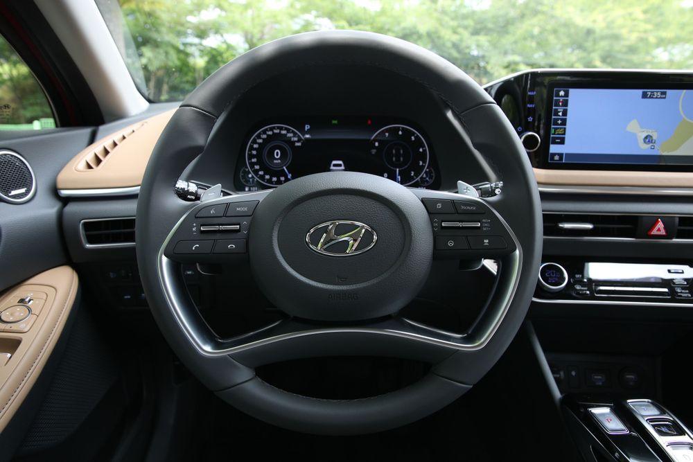 Hyundai Sonata 2020 Interior